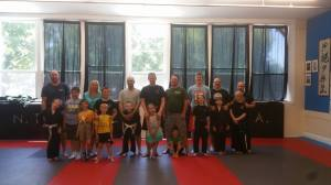 Father's day2016 class